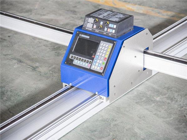 1300x2500mm CNC Plasma metal cutter na may mababang gastos na ginamit na cnc plasma cutting machine