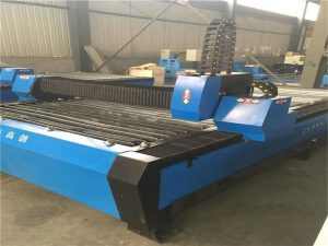 1530 60A 100A 130A plasma source cnc plasma cutting machine, Pagpuputol ng Mga Plasma ng Machine, cnc table