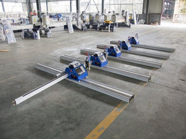 180W Portable CNC Plasma Cutting Machine para sa pagputol ng makapal na metal 6 - 150mm