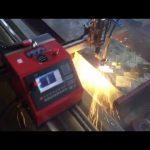 2017 nangungunang kalidad ng sertipikasyon ng CE portable metal cutter murang cnc plasma cutting machine
