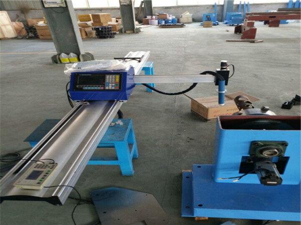 2018 hot sale portable cnc plasma steel pipe cutting machine