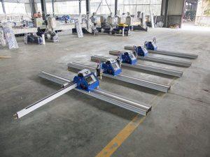 2 * 3m portable china ginawa maliit na murang mababang gastos cnc plasma cutting machine
