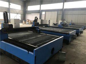 Alibaba China Sheet Metal plate cnc plasma cutter plasma cutting machine 1325 para sa hindi kinakalawang na asero