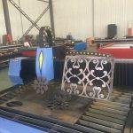 awtomatikong light pipe cutter / cnc pipe profile cutting machine / plasma cutter light pipe