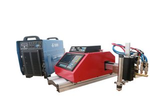 awtomatikong portable cnc plasma cutting machine bakal aluminyo hindi kinakalawang
