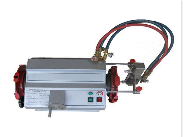 CNC Plasma Hindi kinakalawang na asero Pagputol ng pipe ng pipe