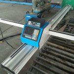gupitin ang 3-3 maliit na water jet cutting machine plasma at siga / portable cnc plasma cutting machine