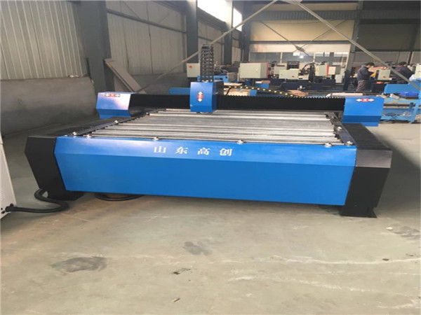 China 1325 Plasma Cutter Metal CNC Plasma Cutting Machine