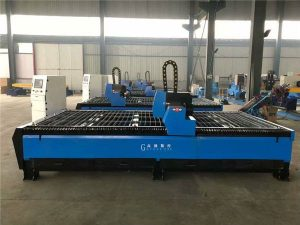 chinese cnc metal flame plasma cutting machine