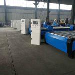 cnc portable plasma flame cutting machine table / bench desktop / hardware cnc hindi kinakalawang na asero cutting machine