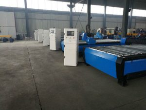 Cnc Portable Plasma Flame Cutting Machine Sa Hardware Cnc hindi kinakalawang na Steel Cutting Machine