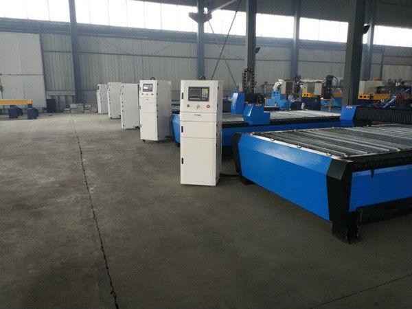 Cnc Portable Plasma Flame Cutting Machine Sa Hardware Cnc hindi kinakalawang na Steel Cutting Machine