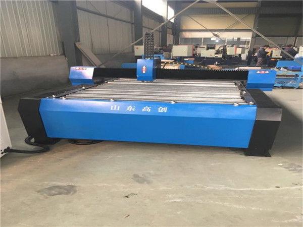 Diskwento ng presyo ng metal sheet portable cnc plasma cutting machine