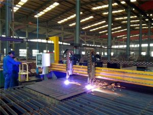 gantry cnc plasma cutting machine flame cutting machine steel plate
