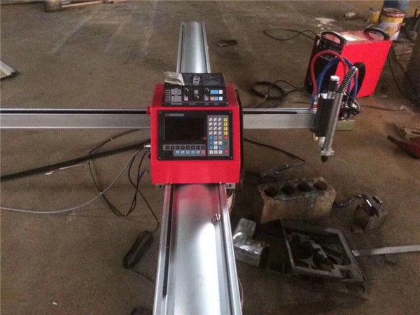 Mataas na kalidad na portable cnc plasma cutting machine cnc plasma cutter para sa hindi kinakalawang na asero at metal sheet