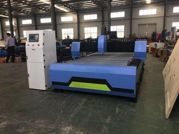 Mataas na bilis ng FW 8 axis lahat ng mga profile ng pipe tube cutting machine u profile profile cnc plasma cutter