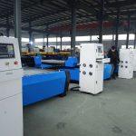 sheet metal cutting machine / cnc plasma pamutol ng murang 1325 na presyo