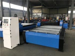 Malaking 20006000mm CNC Metal Sheet Pipe Plasma Cutting Drilling Machine