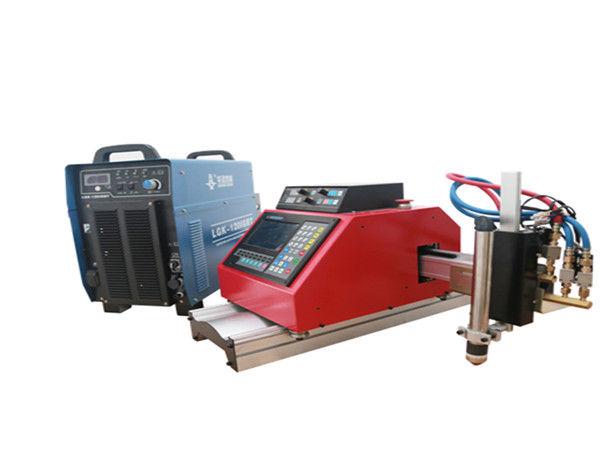 Mababang Gastos ng Timbang na Magaan na Portable CNC FlamePlasma Cutting Machine