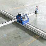 mababang gastos maliit na maliit na dami ng pipe cnc plasma cutting machine