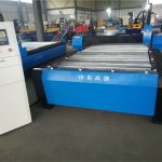 hindi kinakalawang na asero cut cnc plasma metal cutting machine