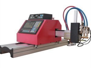 Profile ng Multifunctional Square Steel Tube CNC FlamePlasma Cutting Machine na may mataas na kalidad