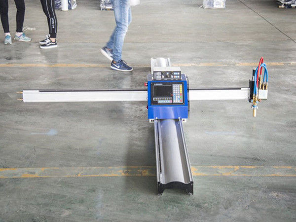 Bagong teknolohiya micro START CNC metal cutter / portable cnc plasma cutting machine