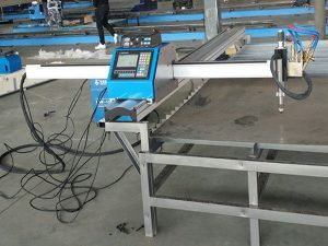 portable cnc plasma cutting machine economic price metal cutting machine