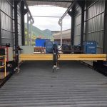 precision cnc plasma cutting machine tumpak na 13000mm servo motor