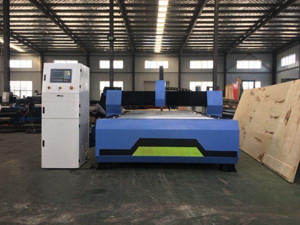 Maliit na CNC Plasma Metalwork Cutter Cutting Machine