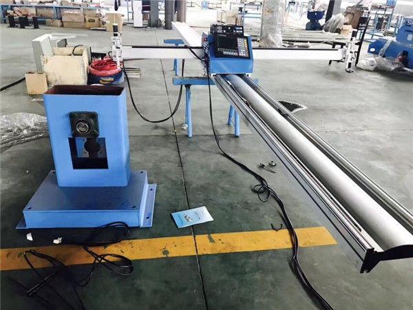 XG-300J CNC pipe profiling at plate cutting machine 3 axis