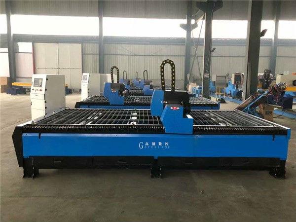 cnc arc plasma bench cutting machine
