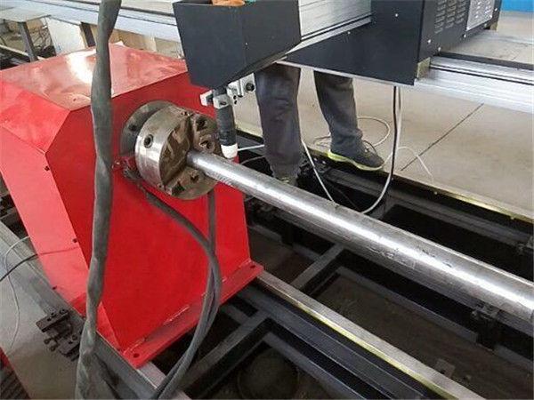 cnc tube flame plasma cutting machine