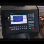portable cnc flameplasma cutting machine na may servo motor