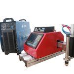 portable cnc plasma, gas, siga, oxgen sheet metal cutting machine na may THC