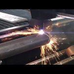 nagbebenta ng cnc plasma cutting machine na may rotary, plasma cutter para sa metal pipe