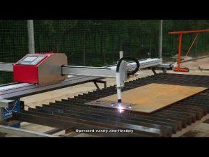 maliit na cnc plasma cut machine na may ARC pressure controller, plasma cutter