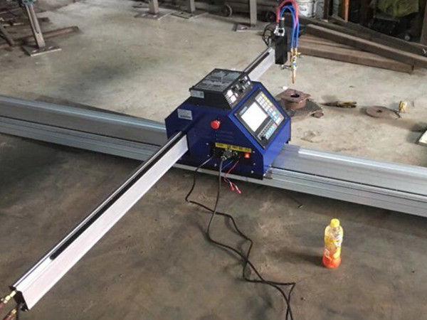 maliit na cnc plate plasma cutting machine 1530 Portable CNC Metal PlasmaFlame sheet metal Cutting Machine Cutter for sale