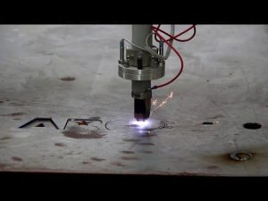 manipis at makapal na plato cnc plasma cutting machine