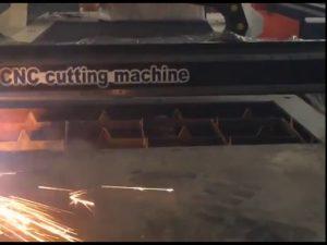 ang katiyakan ng kalakalan murang presyo portable cutter cnc plasma cutting machine para sa hindi kinakalawang na asero matel iro