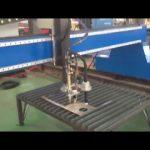 malawak na ginamit gantry mode cnc bakal plate apoy plasma cutting machine